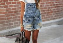 Summertime outfits