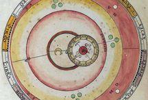 mapas celestiais