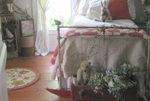 Country Cottage/Farmhouse Style / Country, cottage and farmhouse decor inspirations