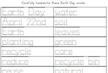 Earth day / by Barb Loyd