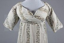 Regency day dresses