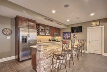 Basements & Family Rooms by Remington Properties