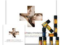 Essential Oils for Health and Wellness / http://www.mydoterra.com/venusbirthessentials/ / by Venus Birth