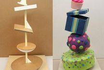 Levitate cake