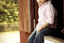 2 year old boy
