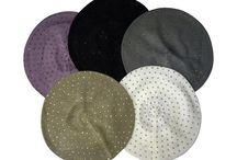 berets / beret headcoverings