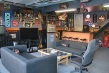 Garages & Man Caves / Inventions for my future Man cave garage
