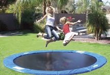 Trampolines / Trampolines will make you, Jump, Jump