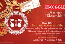 Dhanteras Dhanvriddhi / Dhanteras Dhanvriddhi is the annual extravaganza for the people in the auspicious occasion of Dhanteras. There were attractive gift items to be won and lucky draw as well.