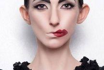 Human Face - Make-Up