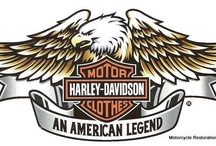 Harley Davidson - Route 66
