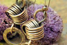 earrings / by Judy Leiner