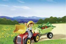 Playmobil Farm Life
