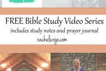 Rachel Wojo Bible Study