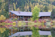 Own Your Own Island / Own your own island and resort in Seeley Lake, MT