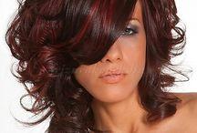 hair, colour
