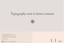 The Elements of Typographic style / by Robert Bringhurst