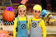 Family Costumes / Get costumes for the whole family for a themed Halloween party