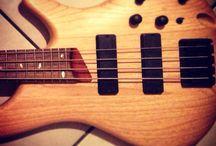 Me and my bass... Pure love / Foto del mio Ibanez sr600 e me!