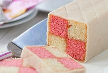 Battenberg Cake / pink and white Battenberg Cake - Rezept und Anleitung findest Du nun auf photolixieous.wordpress.com...