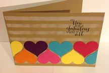 Stampin Up Sweetheart Punch