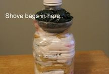 Plastic Bag Keeper