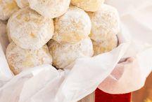 Snowball koekies