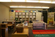 Pre-K classroom ideas / by Heather Lyons