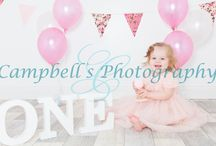 1st Birthday Mini Sessions