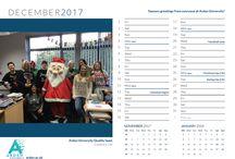 Arden University Calendar 2017