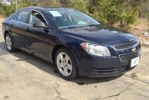 2011 Chevrolet Malibu LS Sedan For Sale at The Auto Finders Dealership in Durham NC