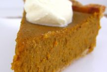 Pumpkin pie / Pumpkin pie recipes