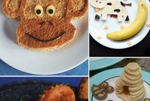 Fun foods for the kids / by Laura Bill McLey