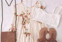 Lookbook Robe/Jupe