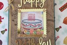 Happy Birthday Thinlet -2017 Stampin'Up Catalogue