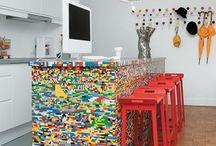 Lego Furniture / Lego Furniture