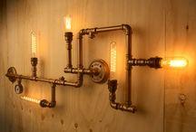 Wall Lighting for the Bar