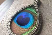 peacock παγωνι jewellery