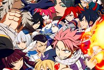 fairy tail / pairings, heroes, cosplay, memes itp.