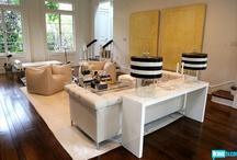 rachel zoe home; living in style