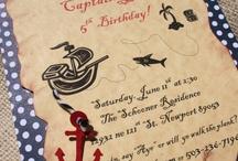 Pirate Birthday Parties