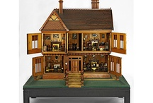 dollhouses and things / by Sue Chenoweth