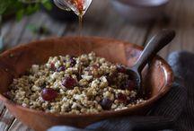 Food photography and blog inspiration