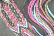 Wayuu ply split braiding