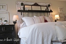 Bedroom decor-Master / by Laura Luft