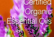 Essential Oils / The wonderful world of essential oils!