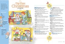 Sunday school nativity