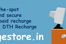 Recharge Offers / Online recharge cash back, discount and extra talk time offer available at Rechargestore.in.