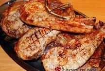 Νοστιμιές με ψητά κρέατα!