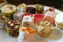 Низкокаллорийные десерты